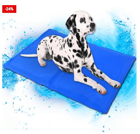 Comfortable Dog Cooling Mat Pet Accessories